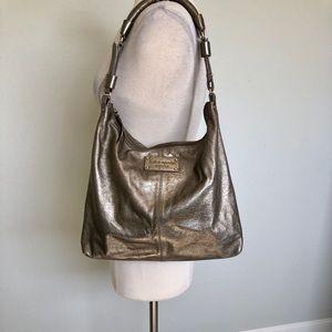 Kate Spade Dark Gold Shoulder Bag Purse